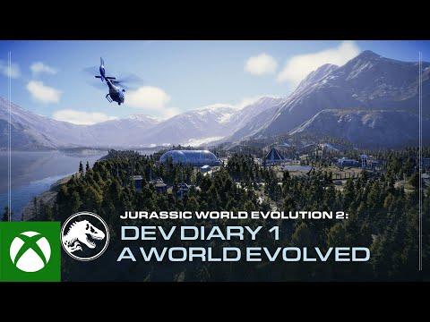 Jurassic World Evolution 2 | Developer Diary #1 | A World Evolved