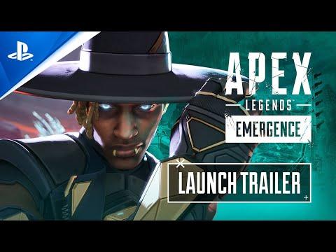 Apex Legends - Emergence Launch Trailer   PS4