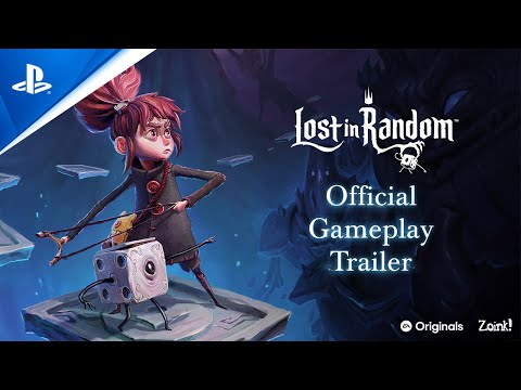 Lost in Random – Official Gameplay Trailer   PS5, PS4