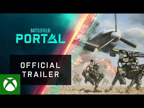 Battlefield™ 2042 - Battlefield™ Portal Official Trailer
