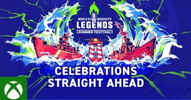 World of Warships: Legends – Celebrations Straight Ahead