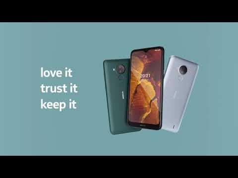 Nokia C30: Supersize your experiences.