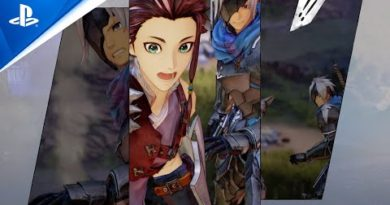 Tales of Arise - Lifestyle Feature Trailer   PS5, PS4