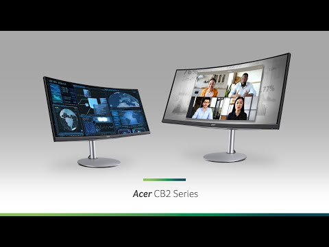 Acer CB2 Series Monitors   Acer