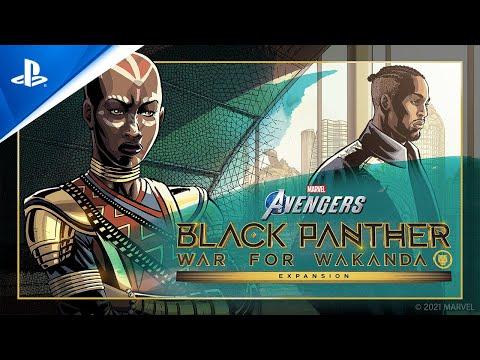 Marvel's Avengers - Road to Wakanda: Children of T'Chaka | PS5, PS4