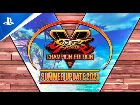Street Fighter V Summer Update 2021: Past, present, and future