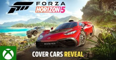 Forza Horizon 5 Official Cover Cars Reveal Trailer
