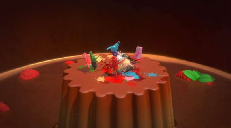 Multiplayer Party Game A Gummy's Life is Available Now for Xbox One and Xbox Series X|S