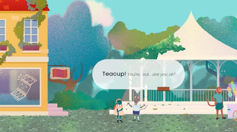 Teacup Available Now for Xbox One and Xbox Series X|S