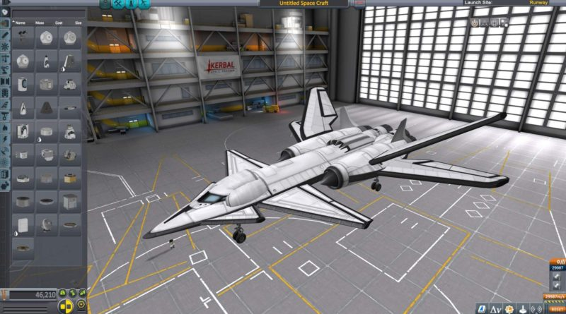 Inside Xbox Series X|S Optimized: Kerbal Space Program Enhanced Edition