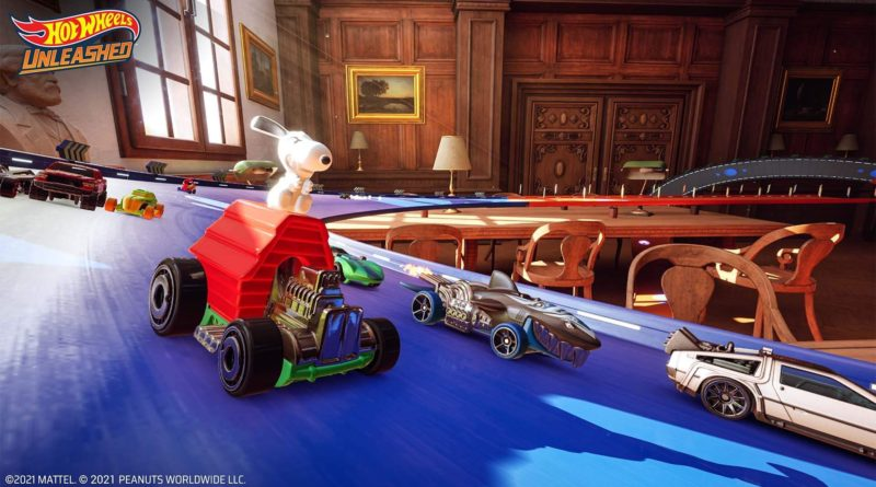 Hot Wheels Unleashed Delivers Pure Racing Fun