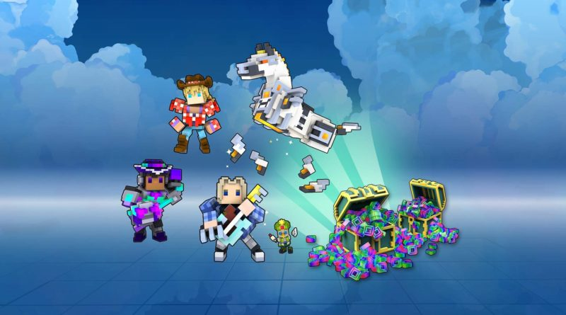 Tune Up with Trove's New Bard Class
