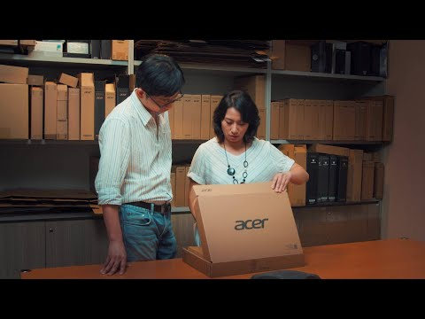 Project Humanity: Reduce & Reuse   Acer