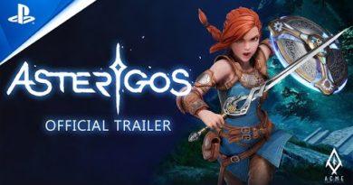 Introducing Asterigos, a new high-fantasy action RPG