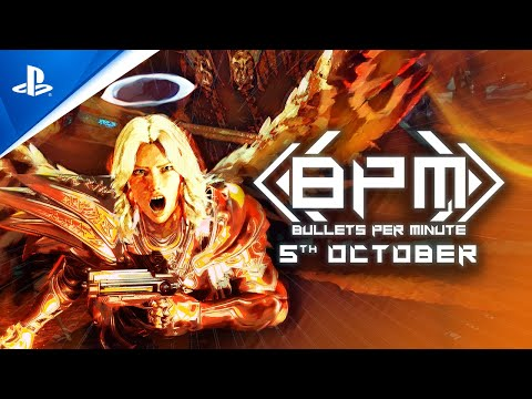 Defeat the hordes when BPM: Bullets Per Minute arrives October 5