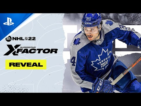 NHL 22 - X-Factor Reveal Trailer   PS5, PS4