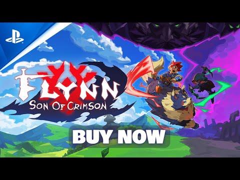 Flynn: Son of Crimson - Launch Trailer | PS4