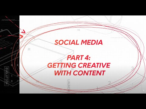 Getting Creative on Social   Mastery Series 101.4