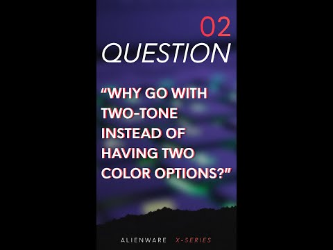 """Community Q&A #2: """"Why Two-Tone Instead of Color Options?"""" #Shorts"""