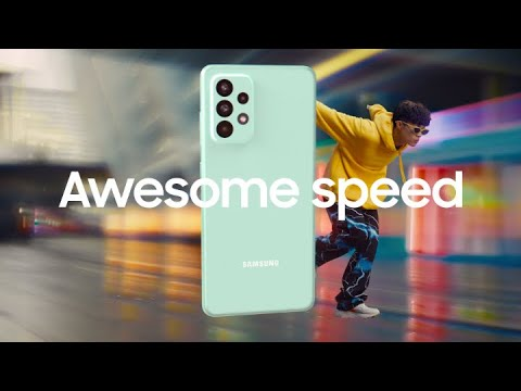Galaxy A52s 5G: Awesome 5G Speed | Samsung