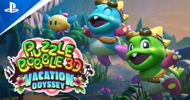 Puzzle Bobble 3D: Vacation Odyssey - Release Date Announcement Trailer | PS5, PS4, PS VR