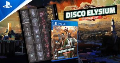 Disco Elysium - The Final Cut - Physical Edition Trailer | PS5, PS4