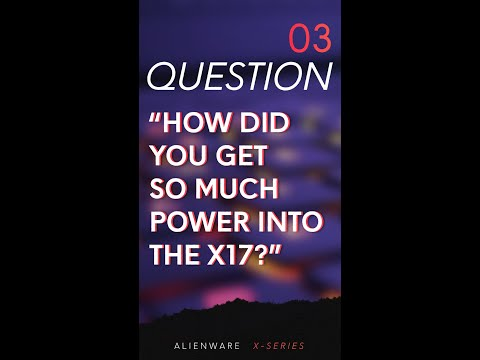 """Community Q&A #3: """"How Did You Get So Much Power Into the x17?"""" #Shorts"""