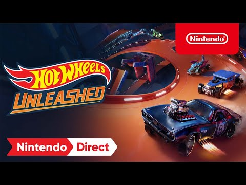 Hot Wheels Unleashed – Announcement Trailer – Nintendo Switch
