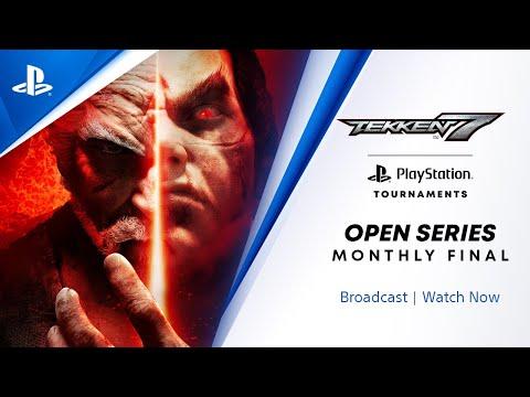 Tekken 7 : EU Monthly Final : PlayStation Tournaments Open Series