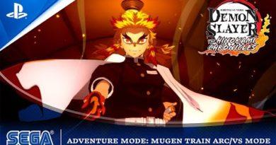 Demon Slayer -Kimetsu no Yaiba- The Hinokami Chronicles - Adventure Mode   PS5, PS4