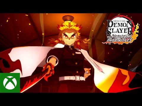 Demon Slayer -Kimetsu no Yaiba- The Hinokami Chronicles | Adventure Mode: Mugen Train Arc/VS Mode