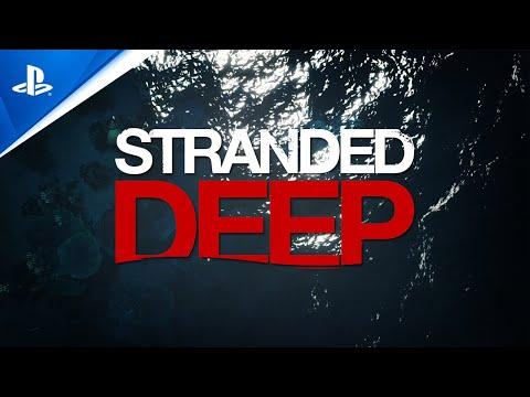 Stranded Deep - Co-Op Online Update | PS5, PS4