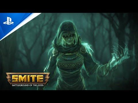 Smite - New Goddess: Cliodhna | PS4