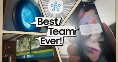 Team Samsung: Amazing teamwork for you (Eco Laundry)