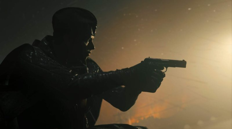 An Inside Look at Campaign and Zombies in Call of Duty: Vanguard