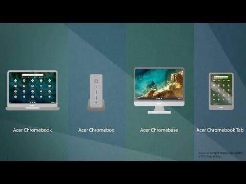 Do More With Acer Chrome OS Enterprise Devices   Acer