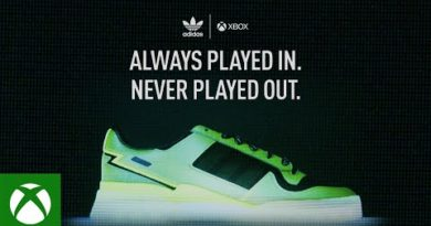 adidas Originals by Xbox - 20 Years of Play