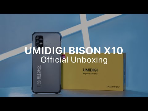 UMIDIGI BISON X10 Unboxing: Discover The Stylish Adventurer