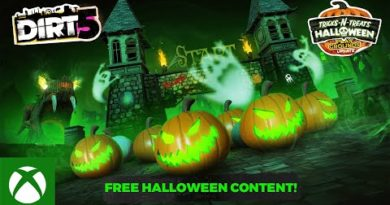 DIRT 5   FREE Halloween Content Now Live!