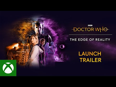 Doctor Who: The Edge of Reality |  Launch Trailer