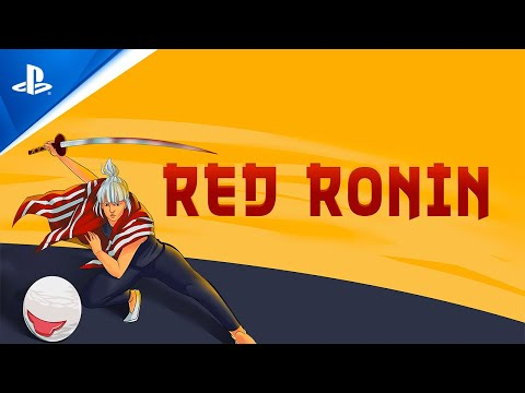 Red Ronin - Launch Trailer   PS5, PS4