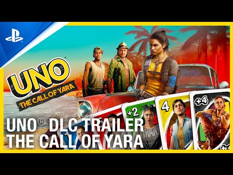 UNO: The Call Of Yara Official Launch Trailer   PS4