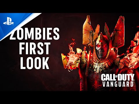 Call of Duty: Vanguard Zombies – First Look   PS5, PS4