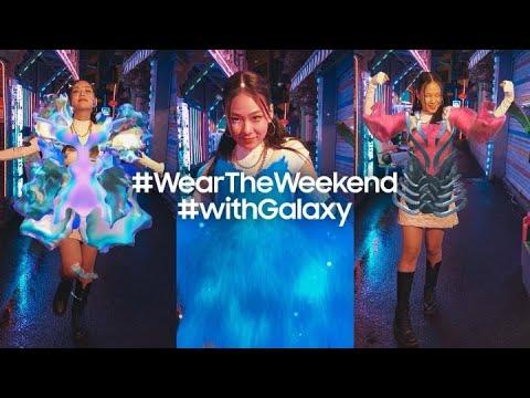 Digital Fashion Meets Fun Mode | Samsung