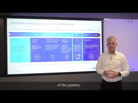 Nokia Core TV series #2: Nokia automated core networks solution testing