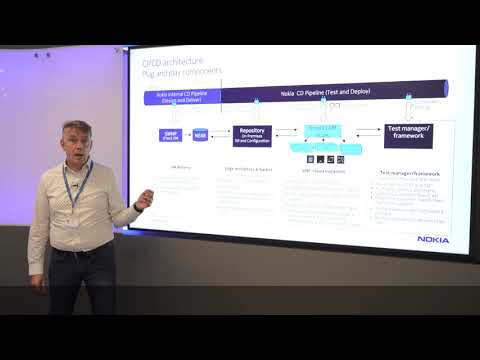 Nokia Core TV series #3: Nokia Continuous Delivery (NCD) solution overview