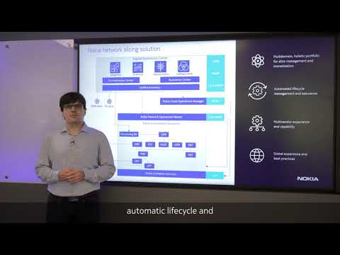 Nokia Core TV series #4: Automatic network slice creation in Nokia's 5G Core