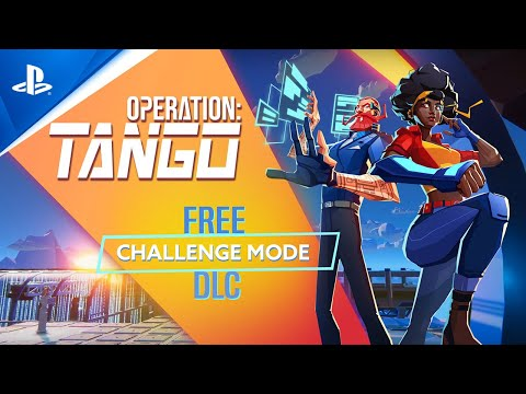 Operation:Tango - New Free Content Update | PS5, PS4
