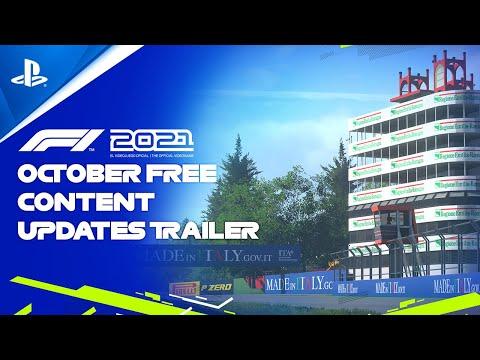 F1 2021 - October Free Content | PS5, PS4