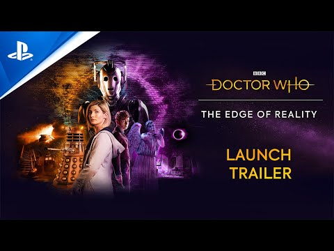 Doctor Who: The Edge of Reality - Launch Trailer | PS5, PS4